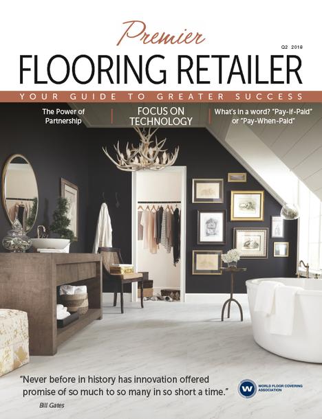 Premier Flooring Retailer Magazine World Floor Covering